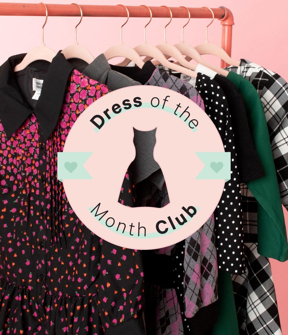 Dress of the Month Club Membership