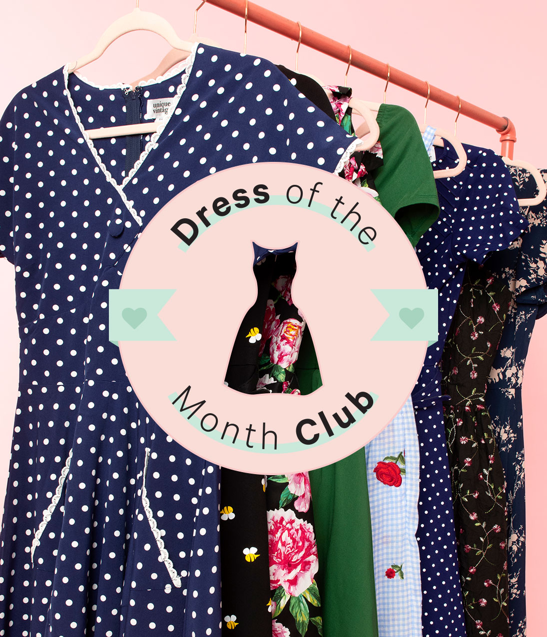 Dress of the Month Club Membership